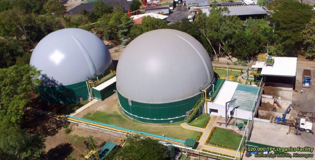 Biogas plant Carne San Martin in Nicaragua doubles its capacity.